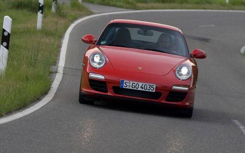 Driver's Log: 2009 Porsche Carrera S