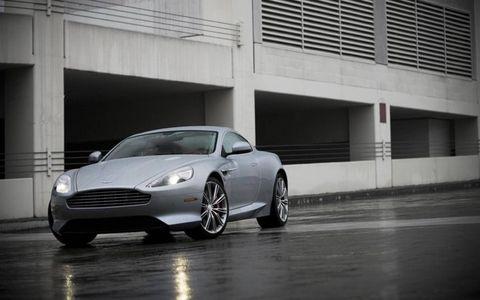 Aston Martin DB9Photo by Morgan J Segal