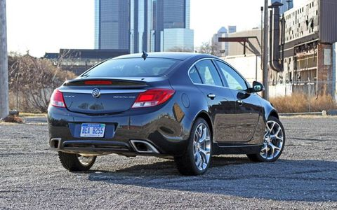 """""""liked the GS's looks, especially the exterior, which I thought looked terrific."""" - Editor Wes Raynal"""