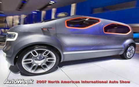 2007 Detroit Auto Show Wallpaper