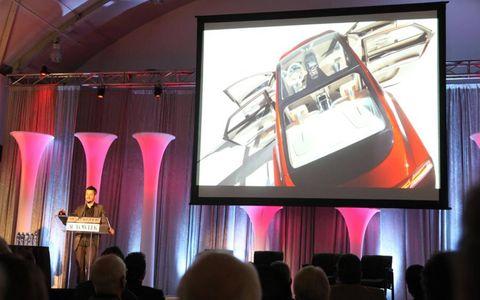 2012 AUTOWEEK DESIGN FORUM