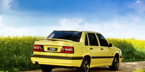 The T-5R offered performance levels Volvo had not been known for.
