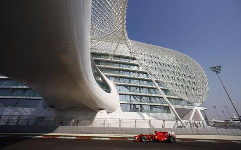 2010 Abu Dhabi Grand Prix