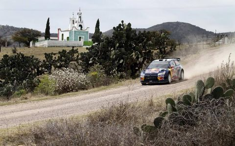2010 Rally Mexico