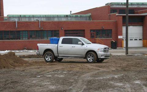 2010 Dodge Ram 1500 SLT Crew Cab 4X4