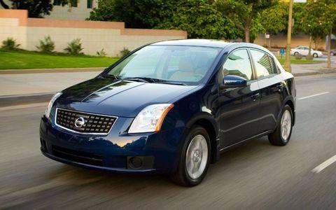 Driver's Log: 2009 Nissan Sentra 2.0S