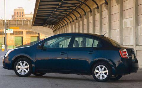 "The 2009 Sentra is built on Nissan's ""C"" platform and offers a standard 2.0-liter 4-cylinder engine, 6-speed manual transmission or fuel-efficient Nissan Xtronic CVT"