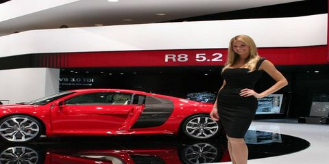 As the Detroit Show wraps up, AW presents for your viewing pleasure a gallery of the beautiful women from the North American International Auto Show.