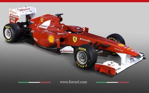The Ferrari F150