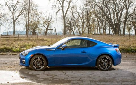 The BRZ is the culmination of a partnership between Toyota and Subaru.