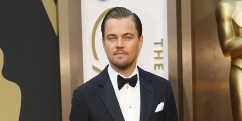 """Leonardo DiCaprio has a number of producing records to his name, including the recent """"Wolf of Wall Street,"""" though it is unclear if he will play any of the characters in the optioned film."""