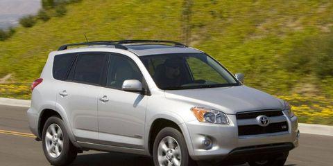 Driver's Log: 2009 Toyota RAV4
