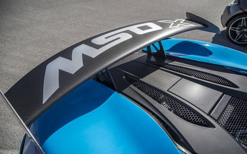 The details of the McLaren Special Operations  570s