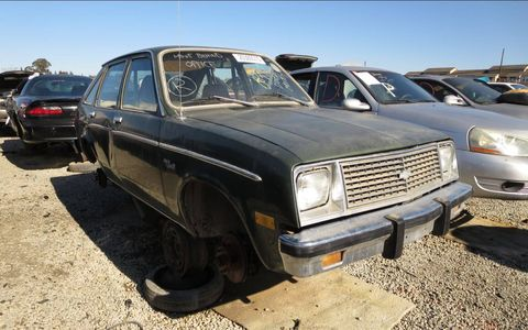 One of the cheapest American cars you could buy at the time.
