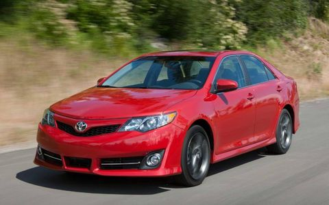 The all-new 2012 Toyota Camry SE looks to continue the models reign as the best-selling car on the market.