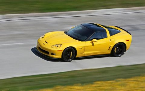 The 2013 Chevrolet Corvette has a 7.0-liter V8 engine making 505 hp and 470 lb-ft of torque.