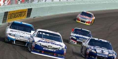 DirecTV had been a NASCAR sponsor since 2007.