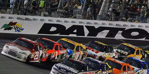 The Sprint Unlimited will take place on Feb. 16 at Daytona International Speedway.
