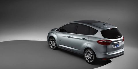 There's nothing wrong with the Ford C-Max that a good dealership can't cure.
