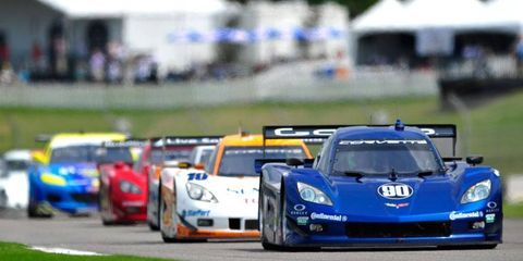 Classes for the combined ALMS/Grand-Am Series were announced at a press conference in Daytona Beach, Fla., on Jan. 4.
