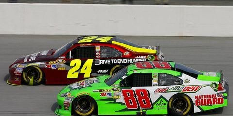 Jeff Gordon and Dale Earnhardt Jr. are two drivers who are desperate to win the 2013 Sprint Cup. Who else made the list?