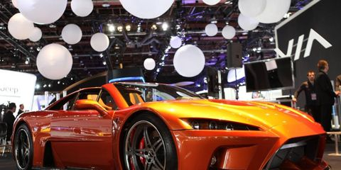 See amazing cars and enjoy music, prizes and live performances during Family Day at the Detroit auto show.