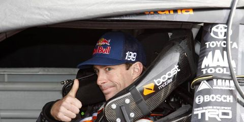 Does extreme sports legend Travis Pastrana have what it takes to be successful to win in NASCAR?