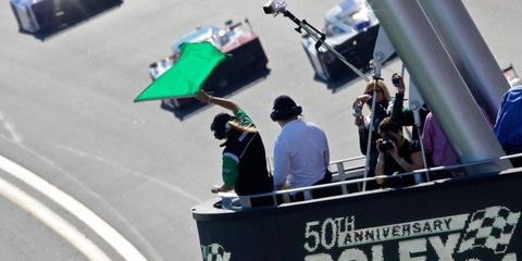 Preparations for this year's Rolex 24 are already underway.