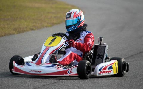 NASCAR veteran Jamie McMurray has been part of past World Karting Association events.