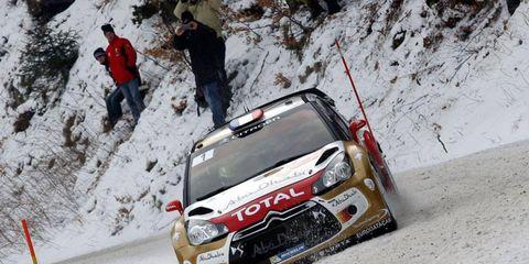 Sebastien Loeb's win in Monte Carlo was the 77th of his World Rally Championship career.