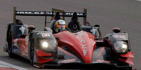 David Brabham, Peter Dumbreck and Karun Chandhok drove for JRM Racing in the World Endurance Championship last season.