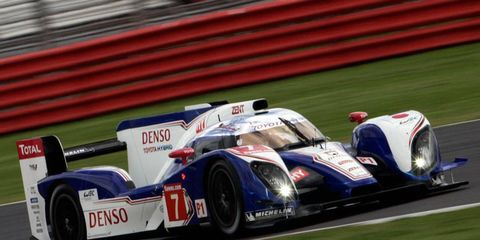 Alex Wurz and Nicolas Lapierre are slated to race Toyota's WEC entry.