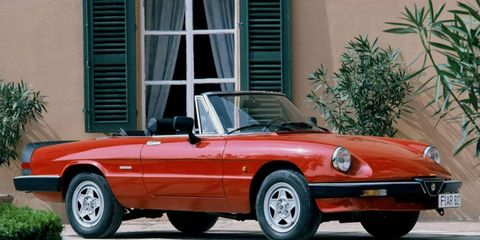 The Mazda-Fiat joint venture will produce a modern version of the Alfa Romeo Spider.
