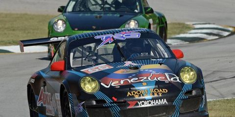 Ben Keating and Brian Faulkner will pilot TRG's entry in the GT Challenge class of the American Le Mans Series.