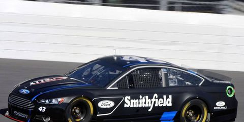 Puerto Rican-American driver Aric Almirola is the first NASCAR Dive for Diversity graduate to make it all the way to the Cup Series.