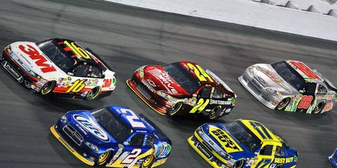 The Daytona 500, scheduled for Feb. 24, caps a busy month at Daytona International Speedway.