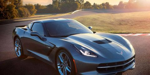 The 2014 C7 Corvette will be honored at Amelia, as well as the Porsche 911 and Ford GT40.