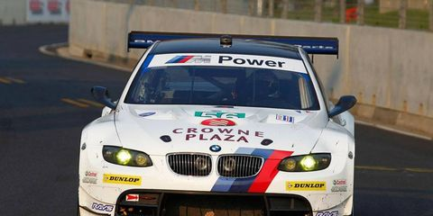 Rahal Letterman Lanigan Racing fielded BMW M3 GTs  from 2009-12.