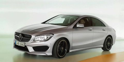 The CLA is built on a new fwd architecture that replaces Mercedes' A- and B-class models that were not sold in the United States.