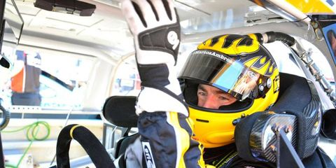 Marcos Ambrose will drive for Michael Shank Racing at the Rolex 24 at Daytona.
