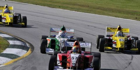 The Pro Mazda Series will race at Circuit of the Americas in Austin, Texas, in March.