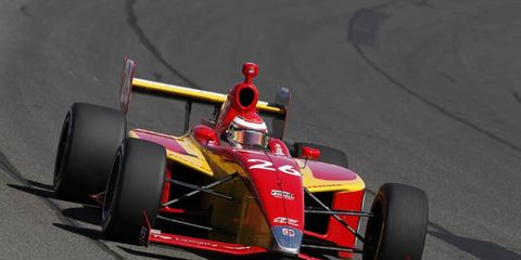 Tristan Vautier will become the latest Indy Lights champion to move to IndyCar.