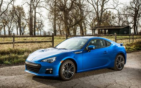 We are excited to have a 2013 Subaru BRZ in our fleet for an entire year.