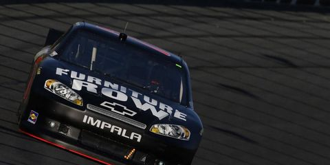 Furniture Row Racing could have been driving a Dodge in 2013. However, the deal fell through.