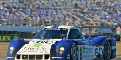 The Rolex 24 will take place this weekend at Daytona International Speedway.
