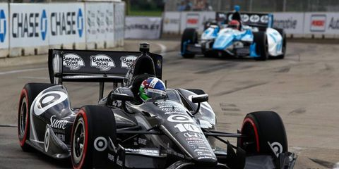 IndyCar has adjusted the distance of four races in 2013. The idea is to reduce the number of potential fuel-mileage races on the schedule.