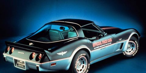 For many members of Generation X, this is what Corvette brings to mind