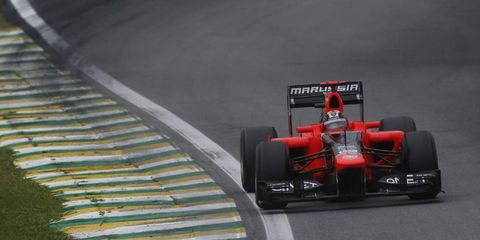 It's confirmed. Timo Glock will no longer be driving for Marussia.