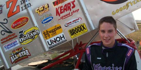 Chris Bell turned a tryout at the Chili Bowl Nationals into a ride for 2013.