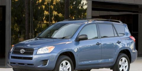 A used 2011 Toyota RAV4 could be a great used-car value.